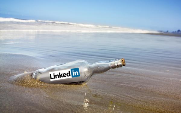 Getting Referrals - LinkedIn Message Template - EK Careers