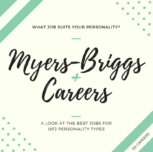What job suits your personality? A look at the best jobs for ISFJ types